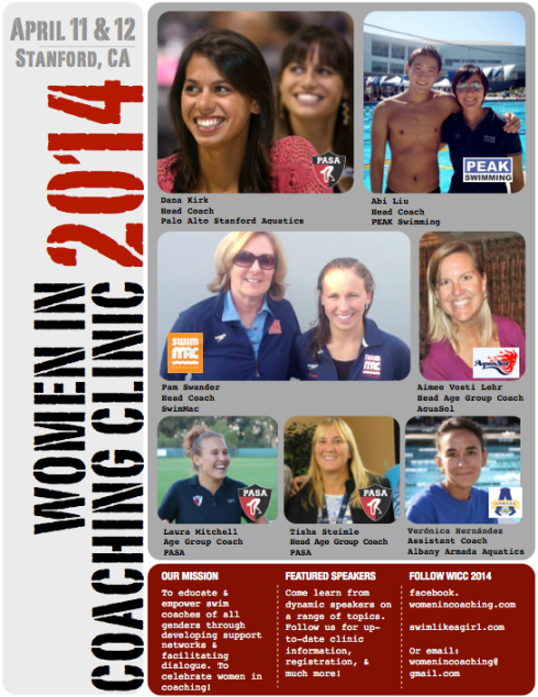 Women in coaching Clinic 2014