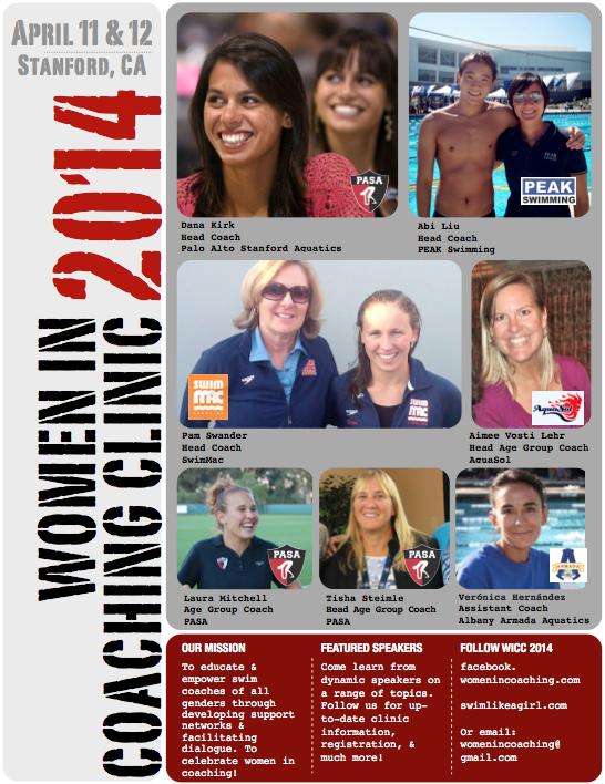 Women in coaching Clinic 2014